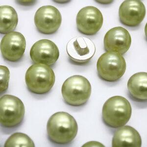 Guziki zielony 12mm
