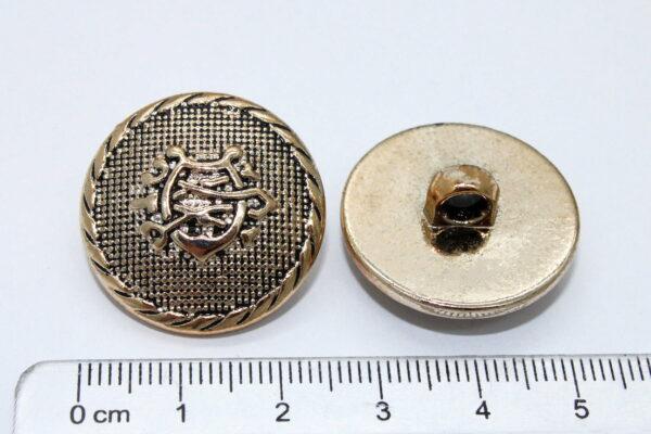 Пуговица 25 миллиметров