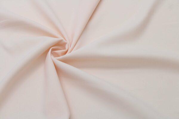 Tkanina Sukienkowa Bluzkowa Pudrowa Brzoskwinia