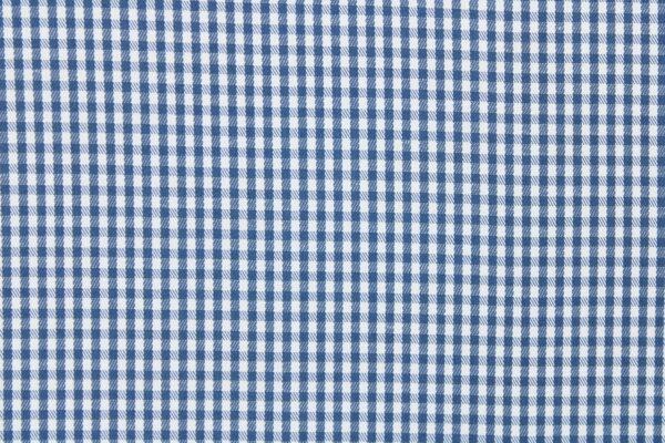 Tkanina Bluzkowa Sukienkowa Krata Jeans