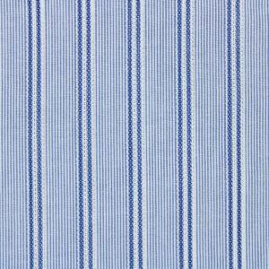 Ткань Жаккард Полоски Голубой