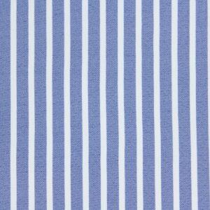 Tkanina Sukienkowa Koszulowa Bluzkowa Pasy Niebieskie