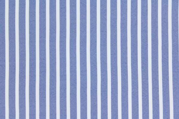 Ткань Полоски Голубой