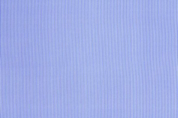 Tkanina Drukowana Bluzkowa Paski Niebieskie