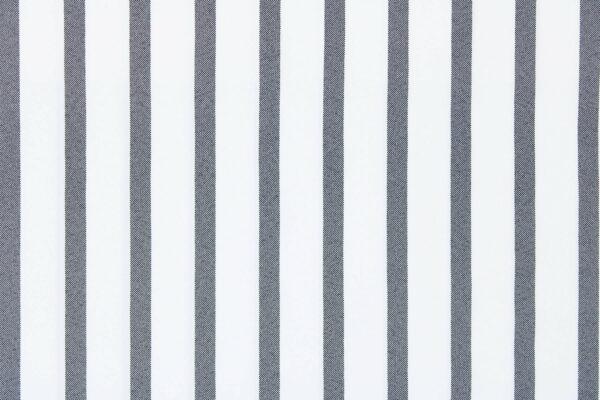 Ткань Полоски Графит