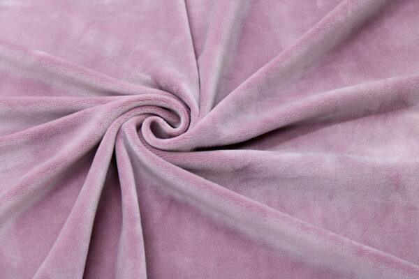 Dzianina Spodnie Bluzy Dresy Brudny Róż