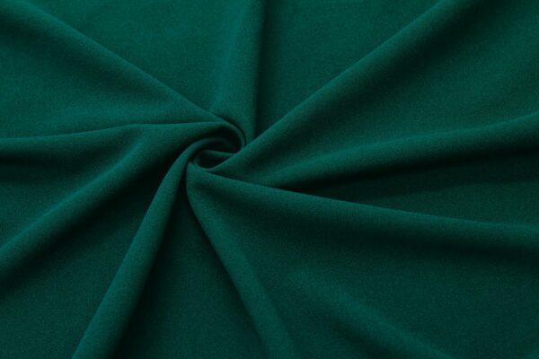 col 2 tkanina sukienkowa na spodnice butelkowy zielony