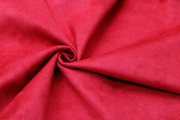 Zamsz Żakiety Spódnice Sukienki Czerwony