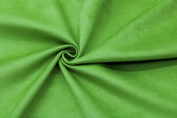 Zamsz Żakiety Spódnice Sukienki Jasny Zielony