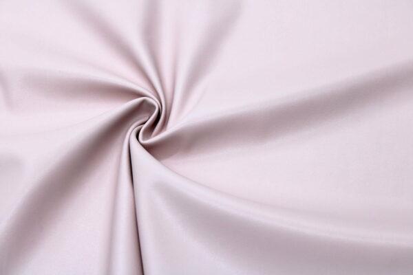 Tkanina Spodnie Żakiet Spódnica Eko-Skóra Pudrowy Róż