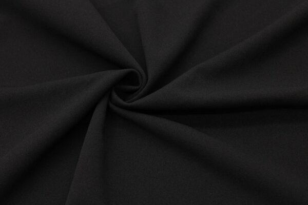 Dzianina Sukienkowa Na Spódnice Czarny