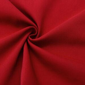 Tkanina Sukienkowa Na Spódnice Żakietowa Czerwony