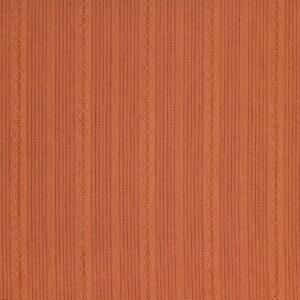 Ткань Жаккард Полоска Рыжий