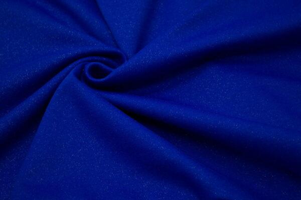 Knitted fabric Cornflower