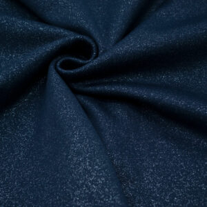 Knitted fabric Navy