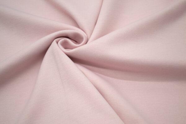 Dzianina Sukienkowa na Spódnice Spodnie Żakiet Pudrowy Róż