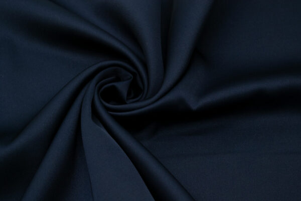 Ткань Сатин Синий