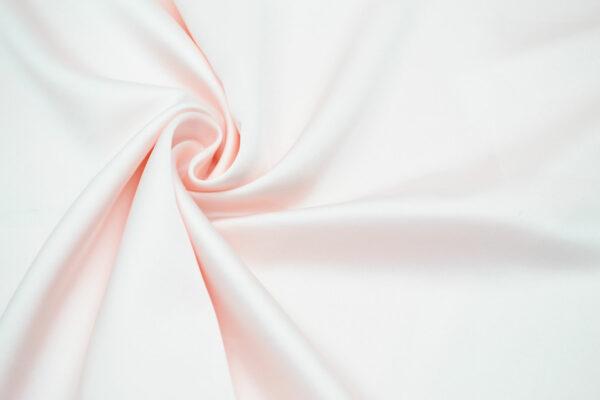Tkanina Satyna Koszulowa Bluzkowa Sukienkowa Jasny Róż