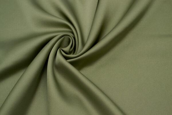 Ткань Сатин Хаки