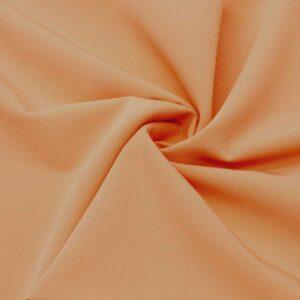 Tkanina Sukienkowa na Spódnice Szorty Uniformy Żakiet Jasna Brzoskwinia