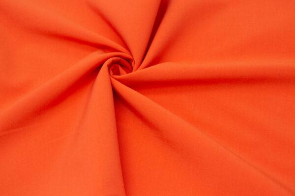 Tkanina Sukienkowa na Spódnice Szorty Uniformy Żakiet Pomarańczowy