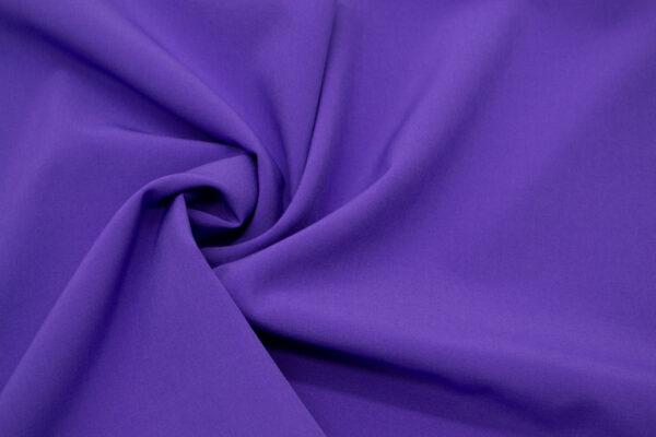 Tkanina Sukienkowa Bluzkowa Koszulowa Fiolet