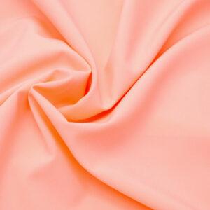 Tkanina Sukienkowa Bluzkowa Koszulowa Pastelowa Brzoskwinia