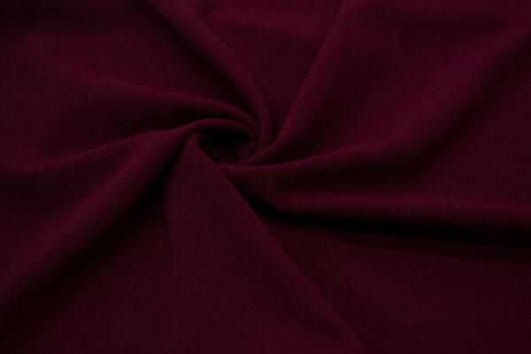 Tkanina Sukienkowa Bluzkowa Bordo