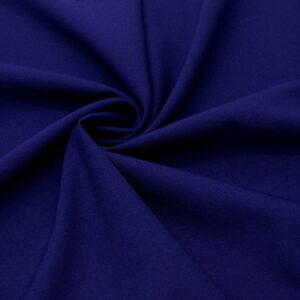 Tkanina Sukienkowa Bluzkowa Granat