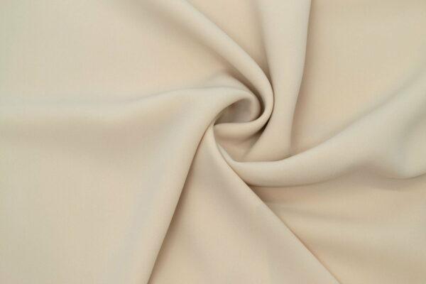 Tkanina Sukienkowa Bluzkowa Koszulowa Beż