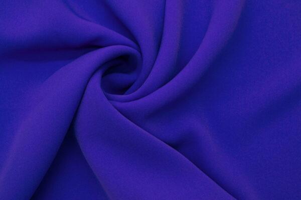 Tkanina Sukienkowa Bluzkowa Koszulowa Kobalt