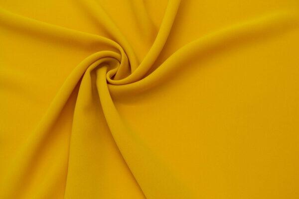 Tkanina Sukienkowa Bluzkowa Koszulowa Ciemna Musztarda