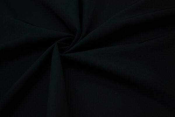 Tkanina Sukienkowa Bluzkowa Koszulowa na Spódnice Czarny