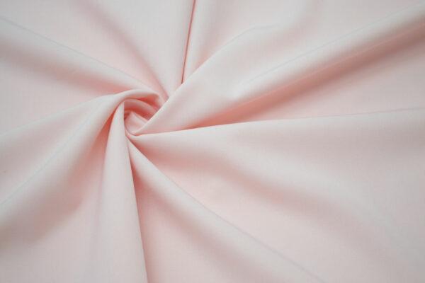 Tkanina Sukienkowa Bluzkowa Koszulowa na Spódnice Pudrowy Róż
