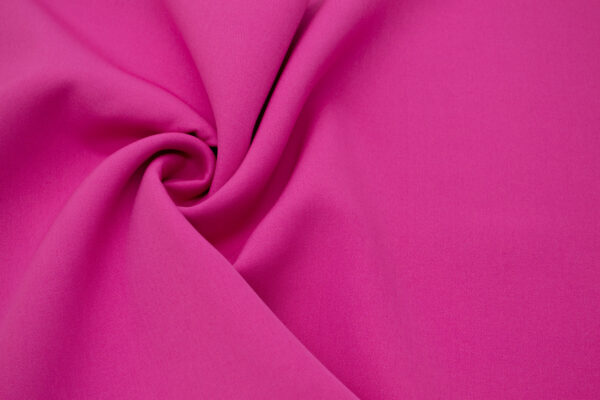 Tkanina Sukienkowa Garniturowa na Spódnice Amarantowy