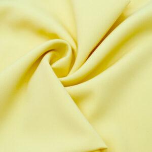 Tkanina Sukienkowa Garniturowa na Spódnice Bananowy