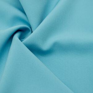 Tkanina Sukienkowa Garniturowa na Spódnice Błękitny