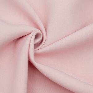 Tkanina Sukienkowa Garniturowa na Spódnice Jasny Brudny Róż