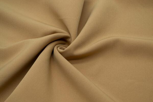 Tkanina Sukienkowa Garniturowa na Spódnice Jasny Kamel
