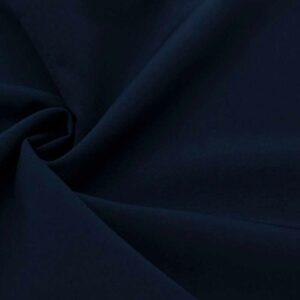 Tkanina Sukienkowa Garniturowa na Spódnice Ciemny Granat
