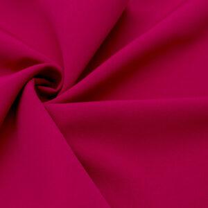 Tkanina Sukienkowa Garniturowa na Spódnice Ciemny Malinowy