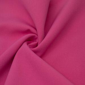Tkanina Sukienkowa Garniturowa na Spódnice Gorący Róż