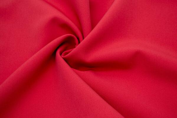 Tkanina Sukienkowa Garniturowa na Spódnice Koralowy