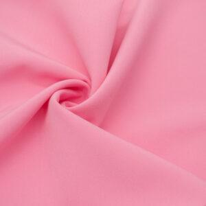 Tkanina Sukienkowa Garniturowa na Spódnice Landrynkowy Róż