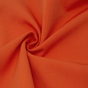 Tkanina Sukienkowa Garniturowa na Spódnice Marchewkowy