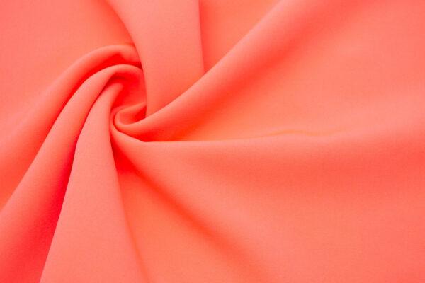 Ткань Неоновый Апельсиновый