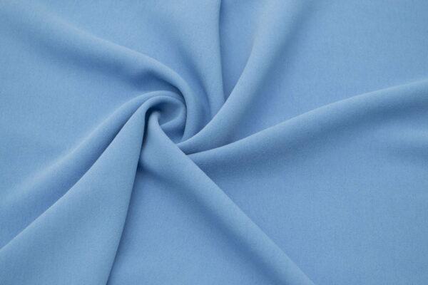 Tkanina Sukienkowa na Kombinezon Spódnice Koszule Baby Blue