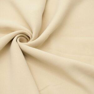 Tkanina Sukienkowa na Kombinezon Spódnice Koszule Beż