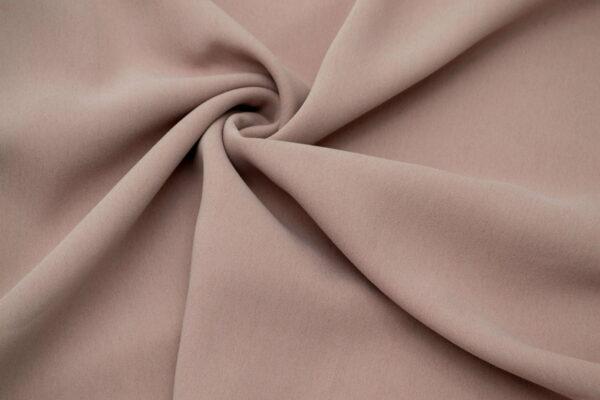Tkanina Sukienkowa na Kombinezon Spódnice Koszule Brudny Róż