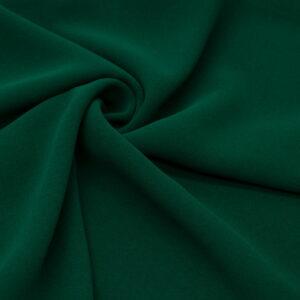 Tkanina Sukienkowa na Kombinezon Spódnice Koszule Butelkowa Zieleń